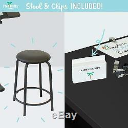 Stationery Island Drawing Table WithStool Craft Table Art Desk Tiree