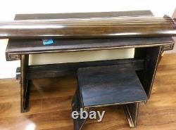 Chinois Guqin Table & Set Tabouret